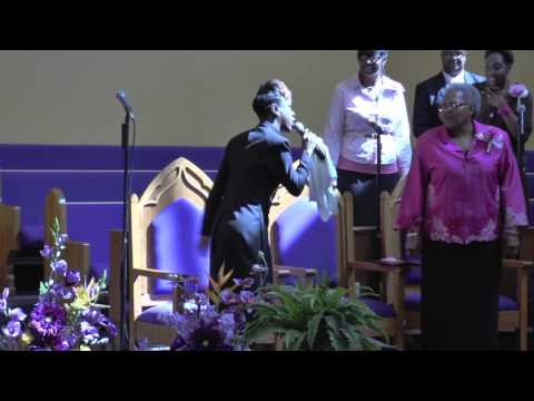 Christina Robinson At CMBC Sunday 102713