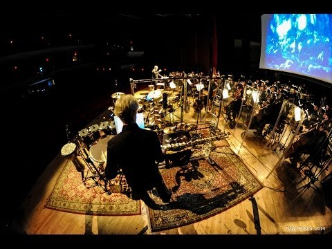 Stewart Copeland live with BEN HUR conducted by Richard Kaufman