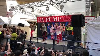【DA PUMP】U.S.A.リリースイベントKIMIまさかのアクシデント!!【大阪】フルHD高画質動画