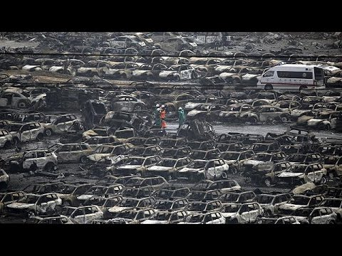 Nuclear and biochemical experts arrive at scene of Tianjin explosion