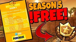 FORTNITE SEASON 5 FREE BATTLE PASS!!! GIVEAWAY!!! ENTER NOW!!! 200+ WINS!! ROAD TO 300 SUBS!!