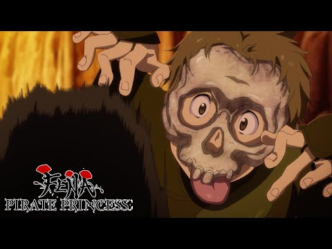 Karin's Coward Kick! | Fena: Pirate Princess