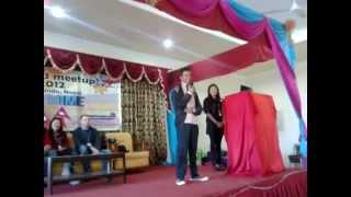mig33 meet up nepal 2012 by satine_ap