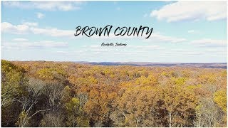 BROWN COUNTY - Day Trip - Nashville, Indiana