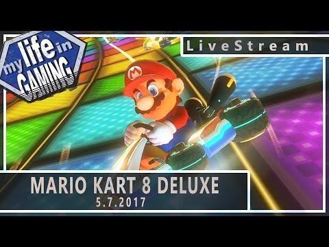 Mario Kart 8 Deluxe (w/Game Dave) 5.7.2017 :: LiveStream - Mario Kart 8 Deluxe (w/Game Dave) 5.7.2017 :: LiveStream