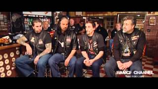 HELLS ANGELS FRISCO talk about Riding - pt 3 Video
