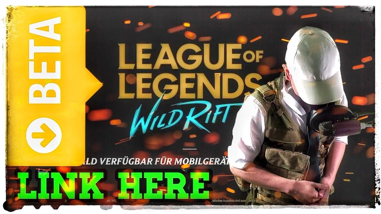 League Of Legends Wild Rift Beta Philippines