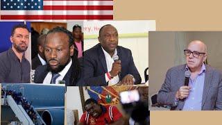 6Juin chòk president Diaspora Bandi Atake Rutshelle Prisonier Sou Chok Pastè Tombe  Esclavage Mental