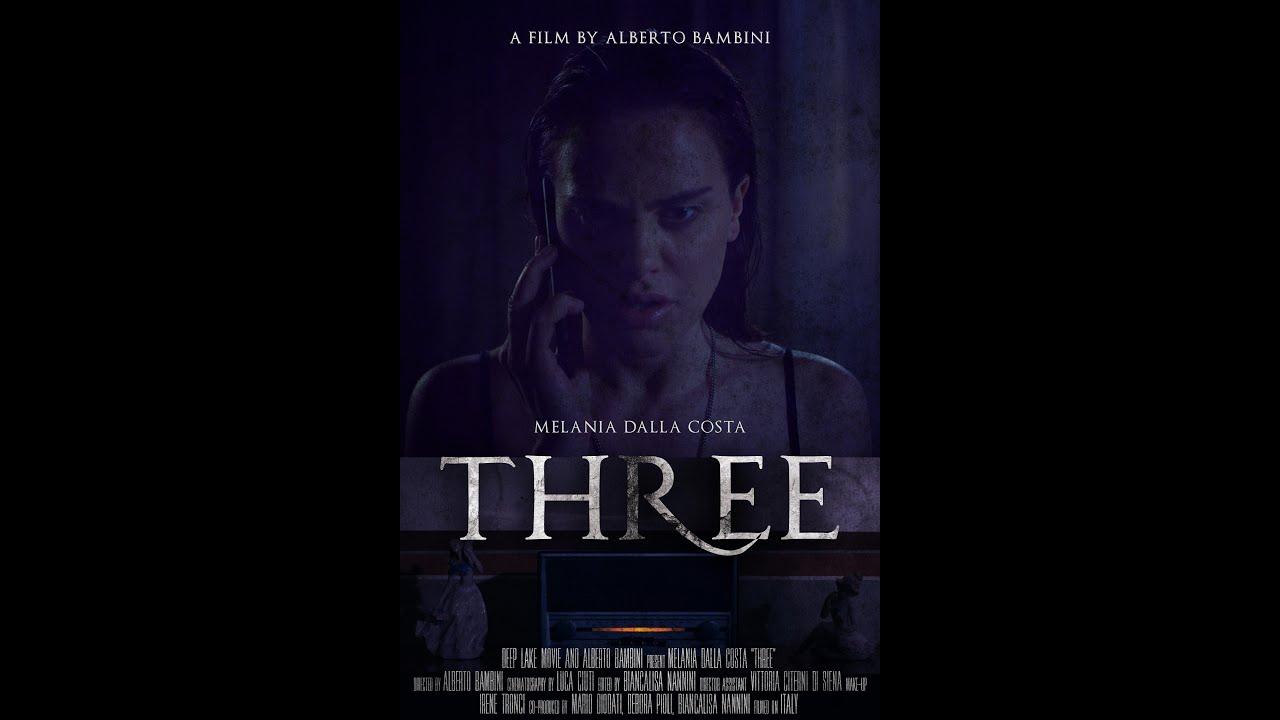 THREE Official Trailer, Horror short film