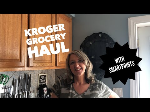 kroger-grocery-haul-with-ww-smartpoints--10/12/19---weight-watchers