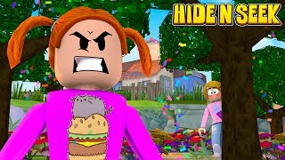 Roblox Hide And Seek Extreme With Molly And Daisy!