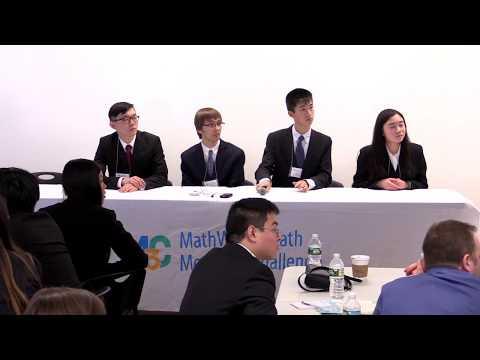 High Technology High School (Team #12038) 2019 Presentation