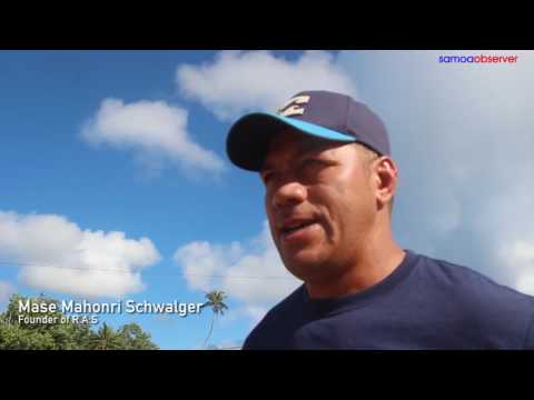 A first for Savai'i
