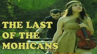 THE LAST OF THE MOHICANS violin dance remix VioDance
