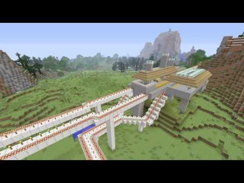 The Pacific Line Extension & Mt. Vinclande Station Tour