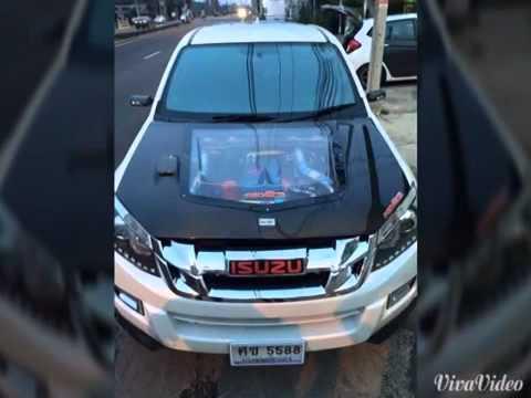 ดีแม็คแดนซ์ รวมภาพรถกระ Isuzu D-Max แต่งซิ่ง Music [Look Into My Eyes - DJ.AP.SR 156]