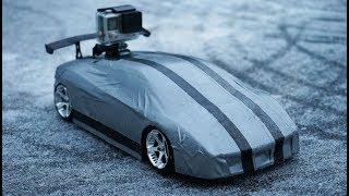 Duct Tape Lamborghini | RC Drifting