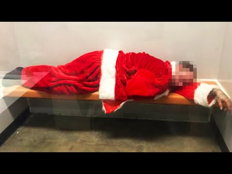 McCabe - Police Mock Suspect in Santa Suit on Social Media
