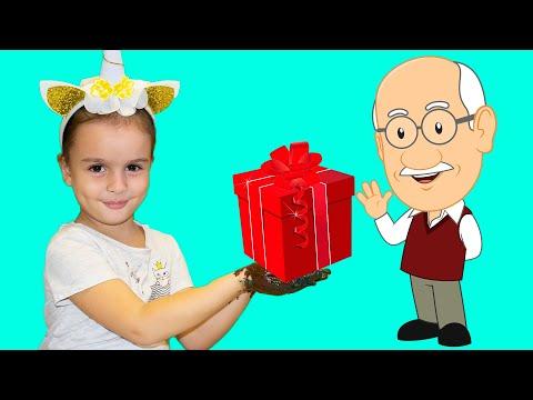 Подарок на день рождения своими руками дедушке на день рождения от внучки
