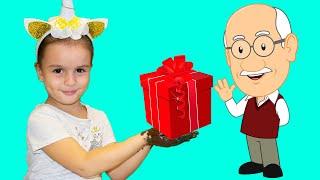 подарок на ДЕНЬ  РОЖДЕНИЯ дедушке.Что подарить дедушке на день рожденья/ Поделка на 23февраля