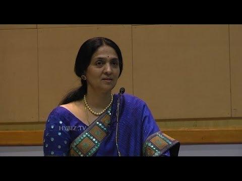 Chitra Ramakrishna MD & CEO of NSE