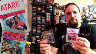 Movie Games: Gremlins And E.t. On The Atari 2600