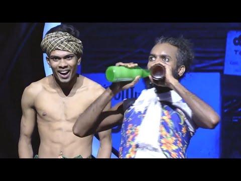 D3 D 4 Dance I Rakku & shameer - Nee arinjo  I Mazhavil Manorama