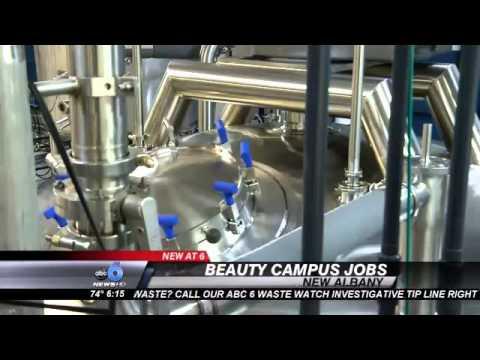 New Albany Beauty Company Bringing New Jobs to Central Ohio