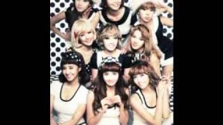 SNSD - Hoot (Korean ver. MP3 only)