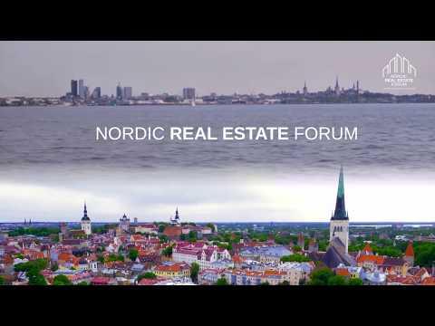 Nordic Real Estate Forum 2017 Tallinn