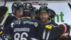Fribourg-Gottéron - HC Lugano 6-3 (0-2; 1-1; 5-0)