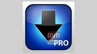 iDownloader Pro Applicazione per scaricare su iPhone e iPad - Video Recensione - AVRMagazine.com
