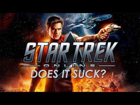 STAR TREK ONLINE - DOES IT SUCK ?