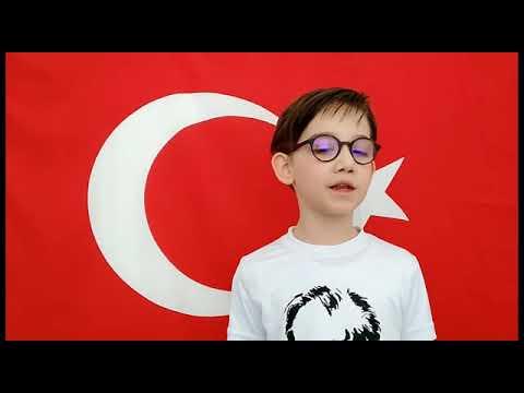 """Etki Okulları - 2E Sınıfımızın 23 Nisan\'a Özel Seslendirmiş Olduğu \""""Atatürk Gençleriyiz\""""  Şarkısı :)"""