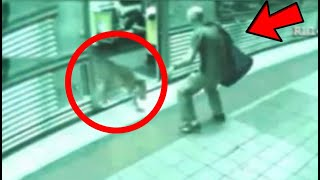WEIRDEST HAPPENINGS CAUGHT ON VIDEO & CCTV FOOTAGE!