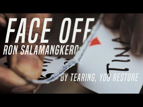 Face Off by Ron Salamangkero | Available NOW