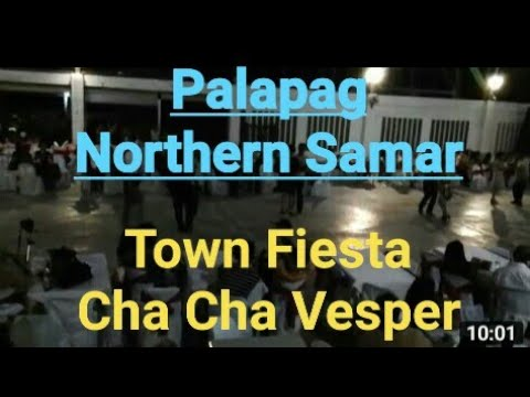 Palapag town fiesta 2014 (dance and music) *N. Samar Finest Band*
