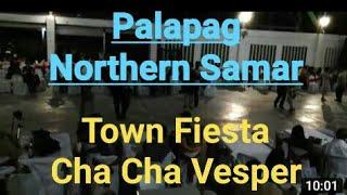 FIESTA BLOWING NONSTOP CHA CHA  -Palapag Northern Samar Band