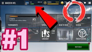 THE GREAT BEGINNING TO THE SEASON (Madden Mobile 2018)