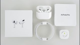 AirPods Pro Unboxing & erster Eindruck