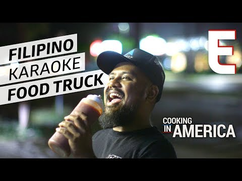 This Food Truck is Adding Filipino Flavor to All-American Burgers — Cooking in America