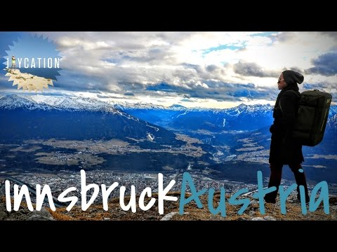 INNSBRUCK AUSTRIA City Guide | Vacation Travel Vlog