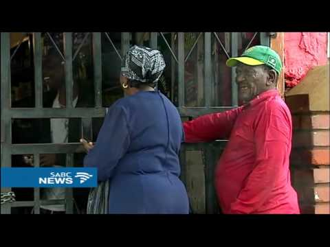 Foreign shops looted in Atteridgeville' Pretoria West