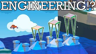 A real engineer IGNORES his engineering judgement in Poly Bridge 2!