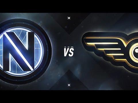 NV vs FLY - NA LCS Week 7 Day 3 Match Highlights (Summer 2017)