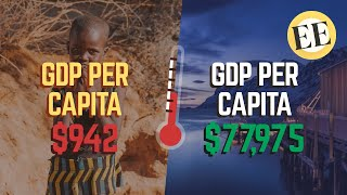 Why Are Cold Countries Richer Than Hot Countries?