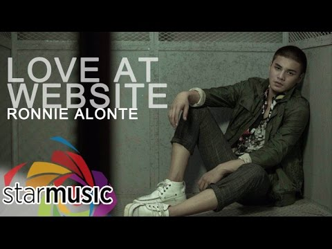 Ronnie Alonte - Love at Website (Official Lyric Video)