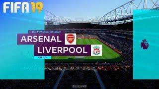 FIFA 19 - Arsenal vs. Liverpool @ Emirates Stadium