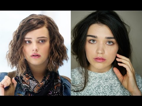 13 Reasons Why | Hannah Baker Inspired Makeup and Chat
