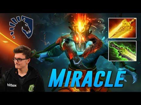 Miracle Juggernaut WTF BUILD? | Liquid vs Vega | DreamLeague